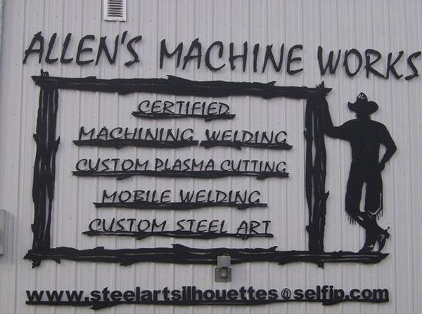 Allen's Machine Works